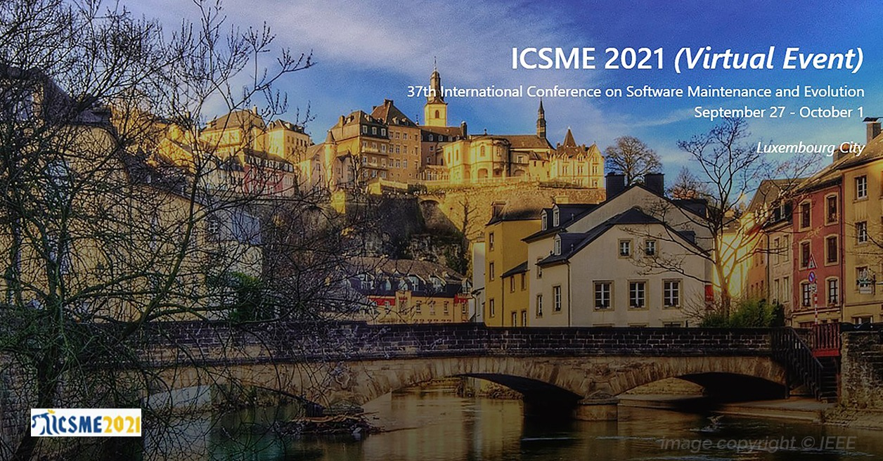 icsme accepts phase change scientists' research paper